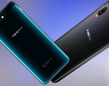 Vivo Nex vs Oppo Find X